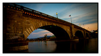 london bridge pano